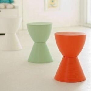Image Is Loading Modern Spring Hourglass Prince Aha Stool Chair