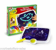 My First Crayola Touch Lights Musical Toys Kids Crafts Supplies Toddler Toys New