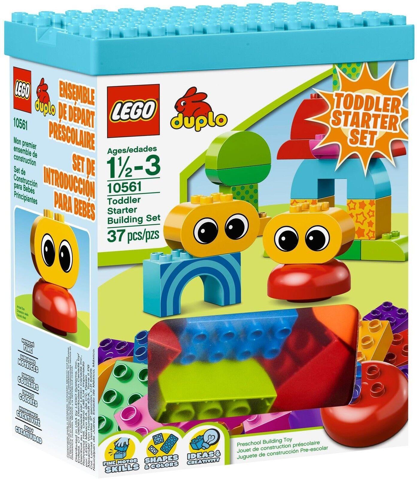 Lego Duplo 10561 Toddler Starter Building set BNIB mint educational construction