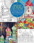 Around the World in 80 Colors: Coloring Across the Continents by Boutique-Sha Editorial, World Book Media (Paperback, 2016)