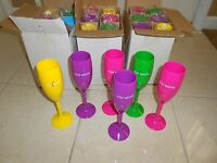 Set Of 24 Moet & Chandon Champagne Flutes, Champagne Glasses