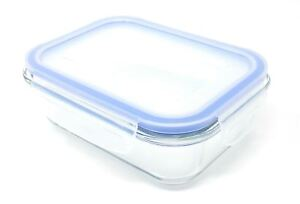 2-X-FREEZER-TO-OVEN-SAFE-175ML-GLASS-STORAGE-CONTAINER-WITH-BPA-FREE-CLIP-LID