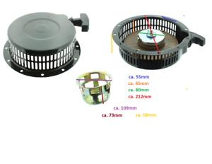 Reversierstarter Starter Yanmar L90 oder L100 oder 186F oder F420 mit Glocke
