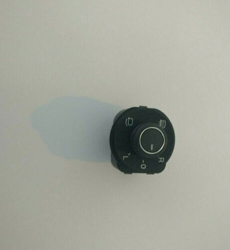 NEW GENUINE VW ELECTRIC MIRROR SWITCH FOLDING FEATURE 1KA959855E REH