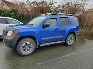 2015 Limited  Eddition nissan xterra pro 4x