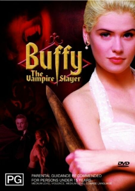 Buffy The Vampire Slayer (DVD, 2004) very good condition