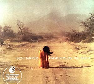 Ben Harper CD Diamonds On The Inside - Digipak - Europe