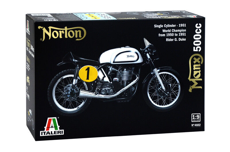 Italienari 1  9 Norton Manx 500cc