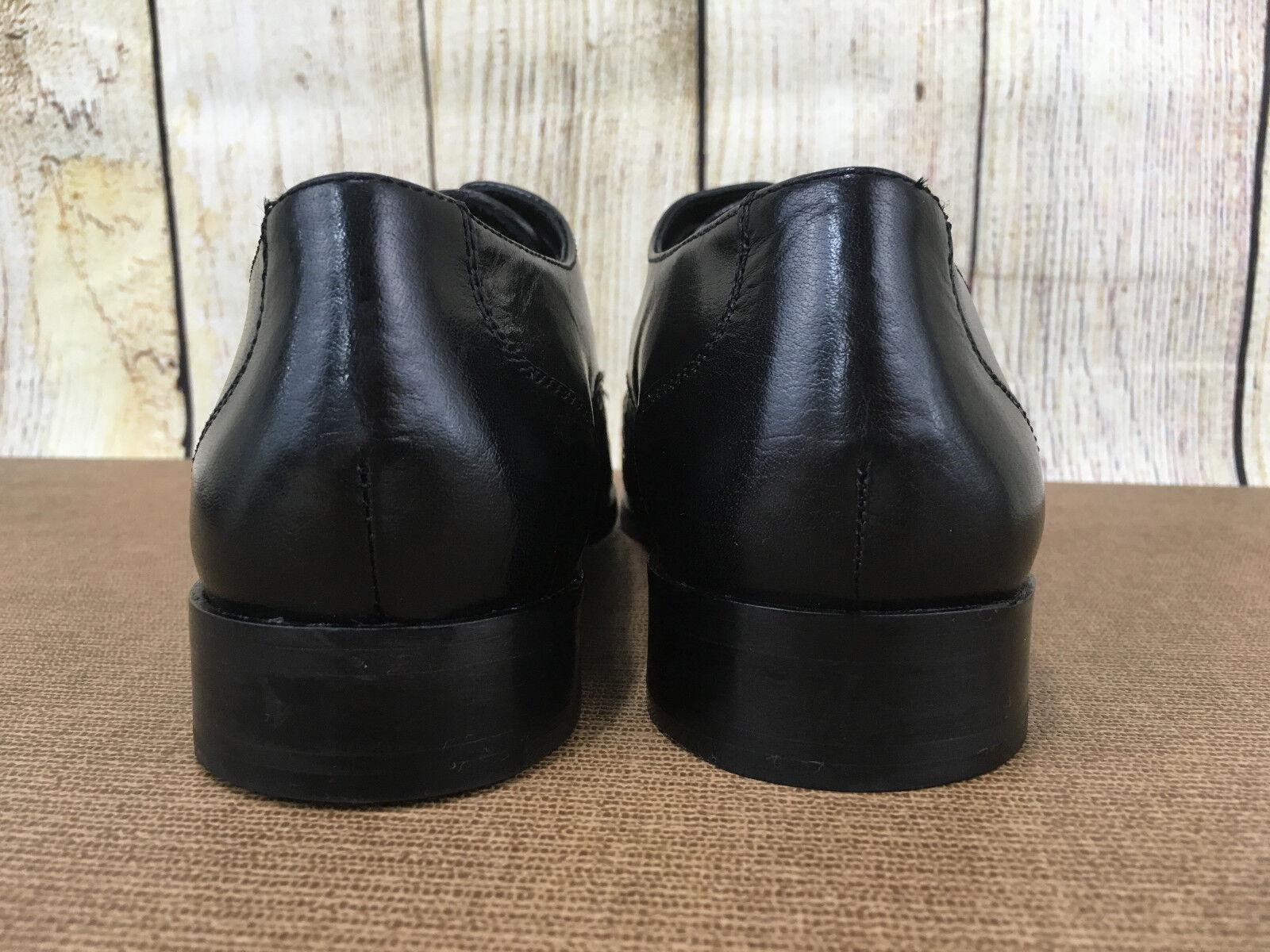 Cole Haan W01024-001 W01024-001 W01024-001 Wmns Jagger Weave Oxford Black  Mismatch Size 7 & 8.5 V57(6 f18600