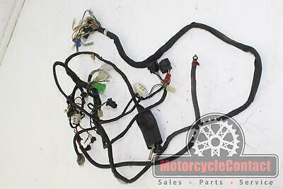 05-09 SUZUKI S83 BOULEVARD MAIN ENGINE WIRING HARNESS ...
