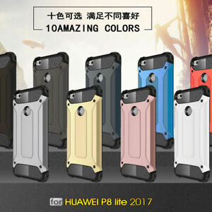 Details about Shockproof Armor Hybrid Case Cover For Huawei P8 P9 P10 P20 Lite Mate 10 20 Pro