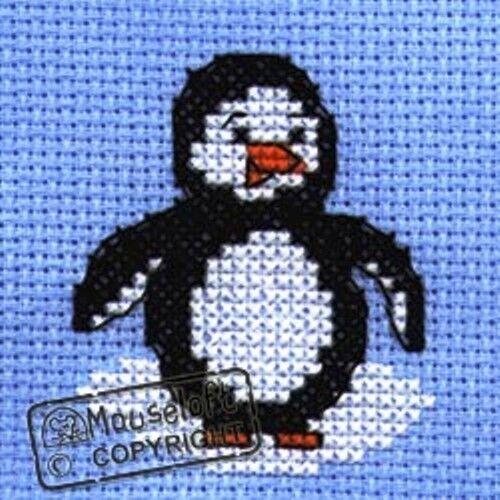 Mouseloft Mini Cross Stitch Kits Stitchlet Collection #3 **BUY 3-15/% OFF**