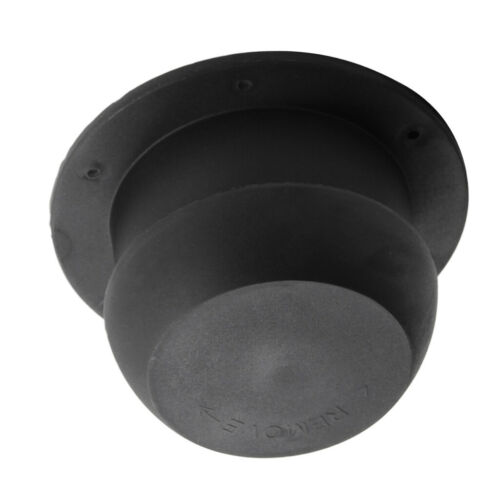 Replace-All Replacement Plumbing Roof Vent Cap RV//Camper//Trailer Black