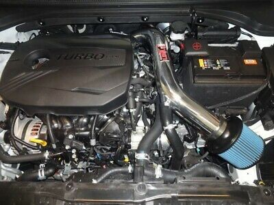 Black Short Ram Intake w// Heat Shield t Injen For 2015 Hyundai Sonata 1.6L