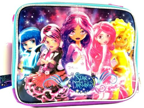 New Disney Star Darlings Insulated Purple Lunch Bag