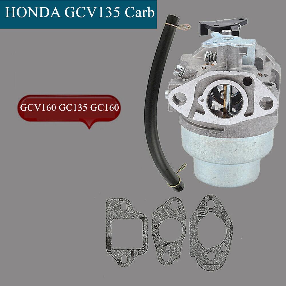 Carburetor Kit For Honda GC160 GCV160 GCV135 GC135 GCV190 HRB216 HRS216 HRR216 H