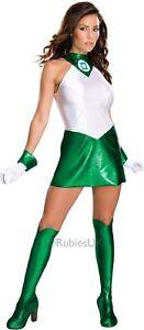 Costume ROBE FANTAISIE ~ Mesdames green lantern xs 6-8