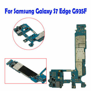 Pour-Samsung-Galaxy-S7-Edge-SM-G935F-Carte-Mere-MAIN-BOARD-DEBLOQUE-EU-Version