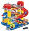 Parkgarage-Parkhaus-auf-3-Ebenen-mit-6-Autos-Spielzeug-Tankstelle-Ostern-NEU Indexbild 1