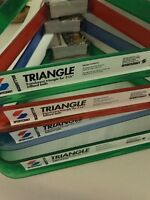 Lot Of 4 Sportcraft Pool Triangles. 8 Ball. Billiards. New. Colors Vary