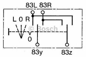 Bosch 0343302003 Switch