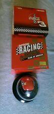 Dale Earnhardt 1998 Coca Cola Die-Cast Helmet W Case Die-Cast 1/3 Scale