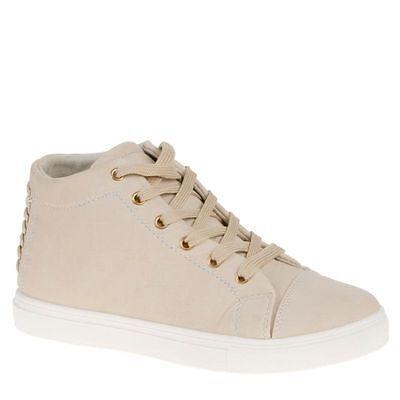 Sneakers Freizeit - Sommer-Schuhe beige Größe 38 (27119)