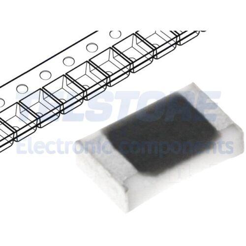 100pcs CRCW0805240RFKTABC Resistenza thick film SMD 0805 240 ohm 0,125W ±1/% 55÷