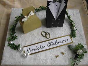 Schone Verpackung Geldgeschenke Goldene Hochzeit Ebay