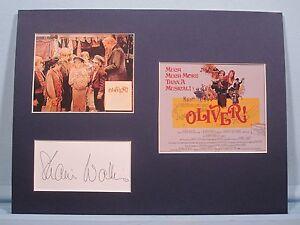 Academy-Award-winning-film-034-Oliver-034-signed-by-Shani-Wallis-as-Nancy