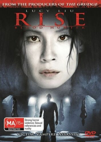 1 of 1 - Rise: Blood Hunter DVD NEW