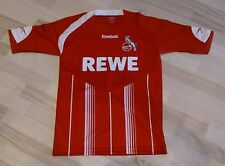 Original Reebok 1. FC Köln Trikot in M Werbeträger REWE