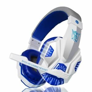Hot Sale Deep Bass Game Headphone Stereo Surrounded Over Ear Gaming