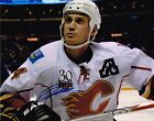 Jay Bouwmeester Hand Signed Autograph 8x10 Photo InPerson Proof NHL Blues Flames