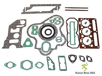 "New Perkins AD3.152 /""Massey Ferguson 240 135/"" Top Gasket Set Copper Head"