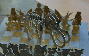 Mammut,3D Edelstahl Puzzle, 3D Mammut Skulpture, Mammut - Deutschland - Mammut,3D Edelstahl Puzzle, 3D Mammut Skulpture, Mammut - Deutschland