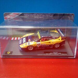 Modellino-Ferrari-F40-GTE-24h-Le-Mans-1996-Scala-1-43-1-43-NUOVO