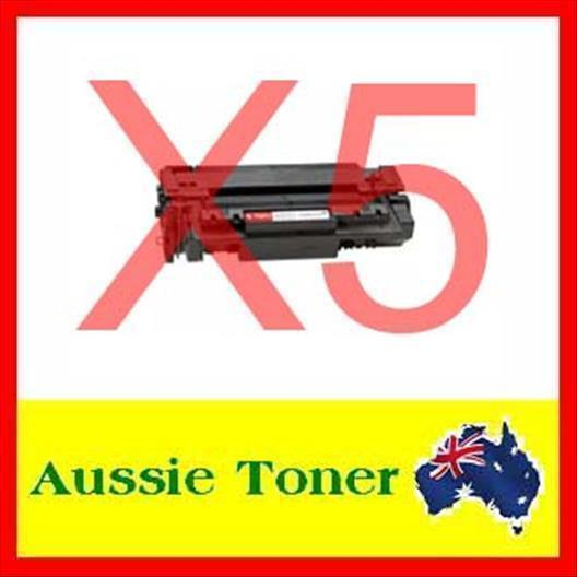 5x HP Q7551X 51X M3027 M3035 MFP P3005 Toner Cartridge