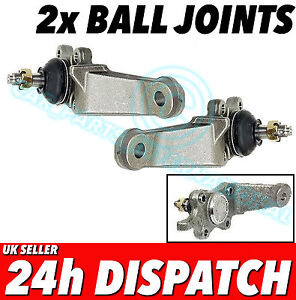 For Toyota LANDCRUISER COLORADO PRADO LEFT + RIGHT LOWER FRONT BALL JOINT x 2