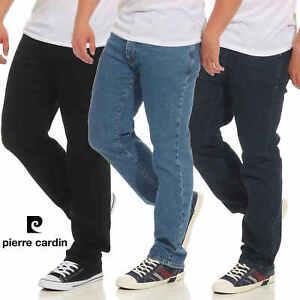 PIERRE-CARDIN-Herren-Jeans-Dijon-Hose-Comfort-Stretch-Freizeitjeans-Modern-NEU-3