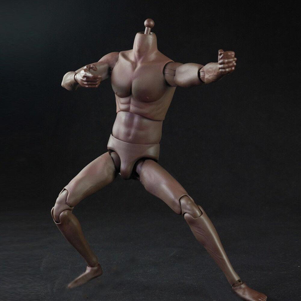 1 6 Scale Jordan Kobe Durant Wade Basketball Star 12  Action Figure Body Toys