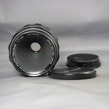 Asahi Opt (PENTAX) Super Multi Coated Macro TAKUMAR 50mm f4 for M42 Screw mount