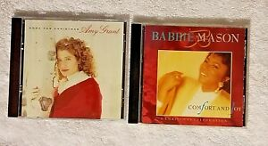 image is loading lot of 2 christmas cds amy grant home - Amy Grant Home For Christmas