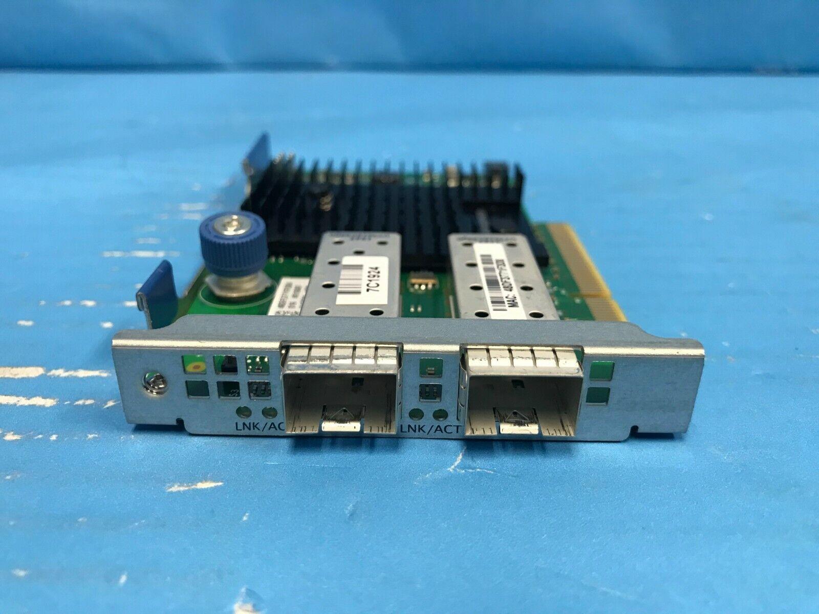 HP 790317-001 HPe Ethernet 10GB 2port 562FLR R-SFP 727054-B21 789004-001