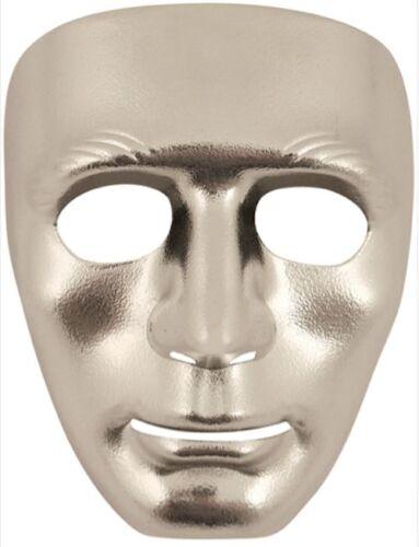 Mime Mask The Purge Robot Dance Crew Halloween Hockey Hip Hop Jabbawockeez Masks