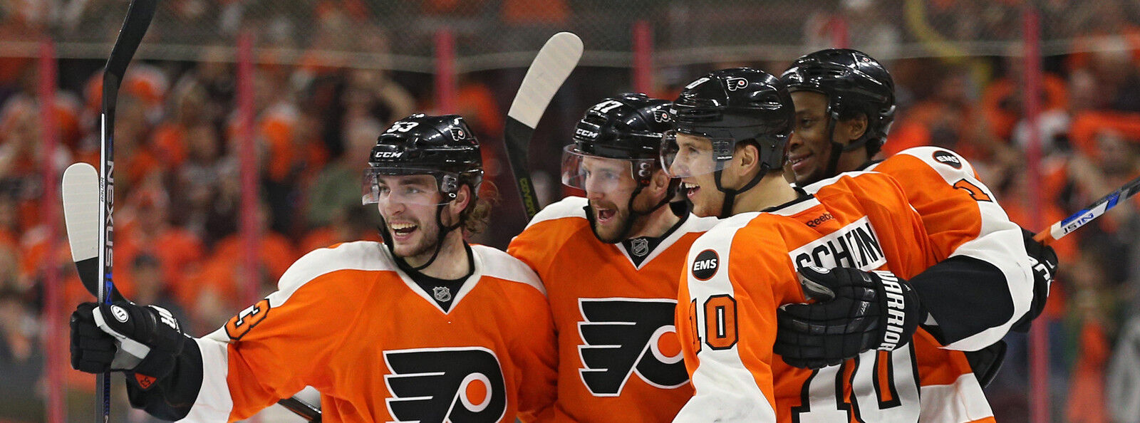 Montreal Canadiens at Philadelphia Flyers Tickets (Hockey is For Everyone Night)