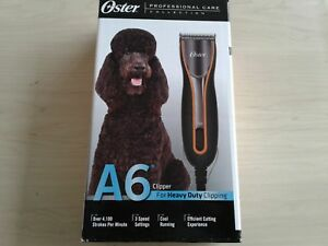 NEW-Oster-A6-Cool-Comfort-Heavy-Duty-Clipper-with-Detachable-Blade-10