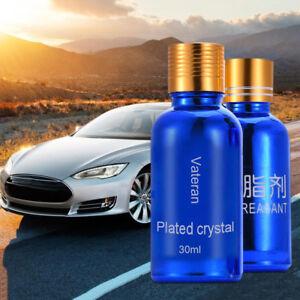 9H Car Anti-scratch Glass Liquid Ceramic Coating Super Hydrophobic Polish Care