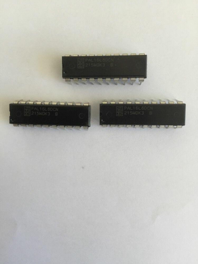 PAL16L8BCN INTEGRATED CIRCUIT DIP-20