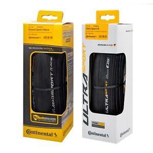 Continental Ultra Sport III Tire 700 x 25 Clincher Folding Black
